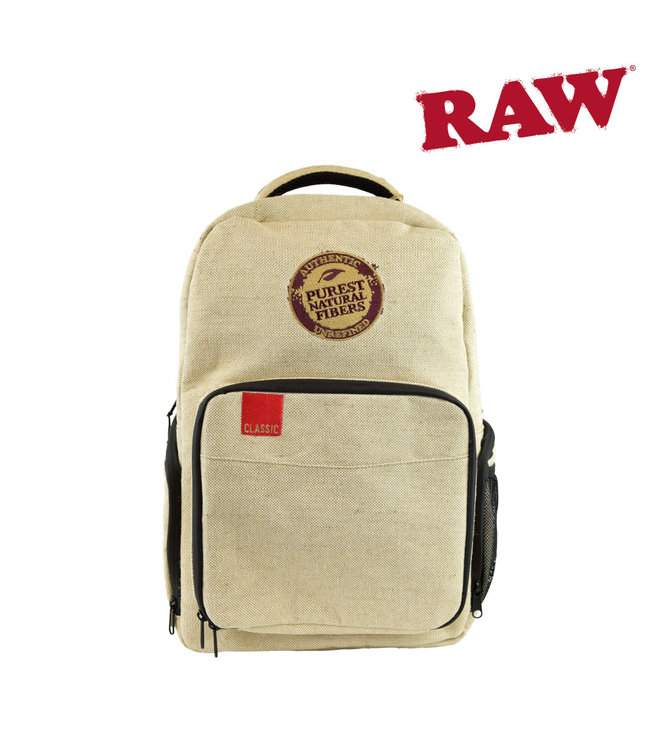RAW RAW Low Key Smell Proof Backpack