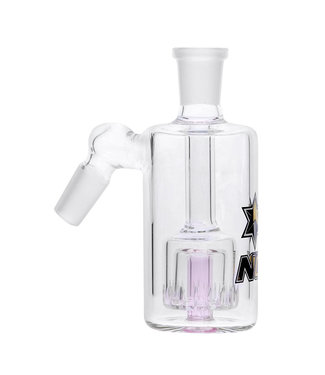 Nice Glass Nice Glass 14mm 45° Double Wall Drum Ash Catcher