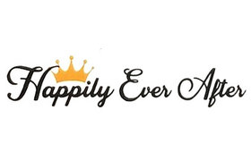 Happily Ever After Glass
