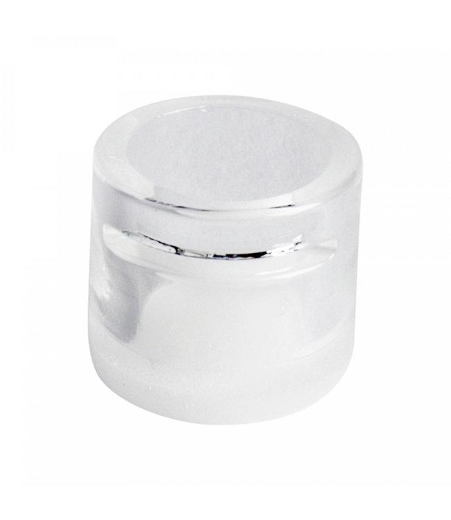 GEAR Premium GEAR Premium Quartz Banger Insert Medium w/ Opaque Bottom