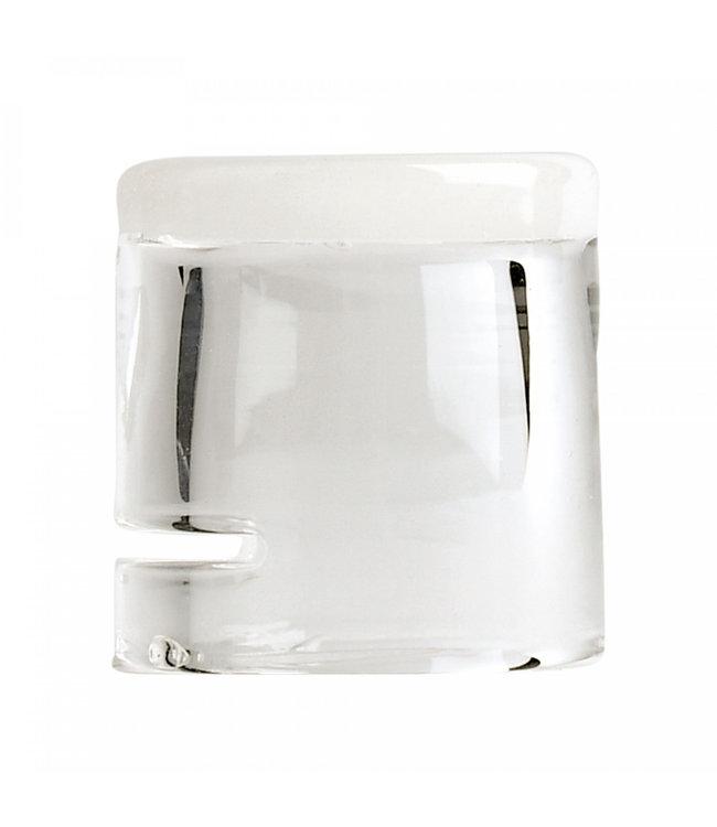 GEAR Premium GEAR Premium Quartz Banger Insert Large w/ Opaque Bottom
