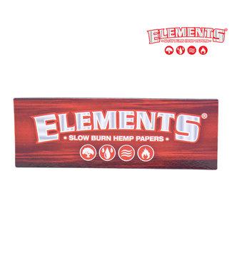 Elements Elements Fridge Magnet Red Logo