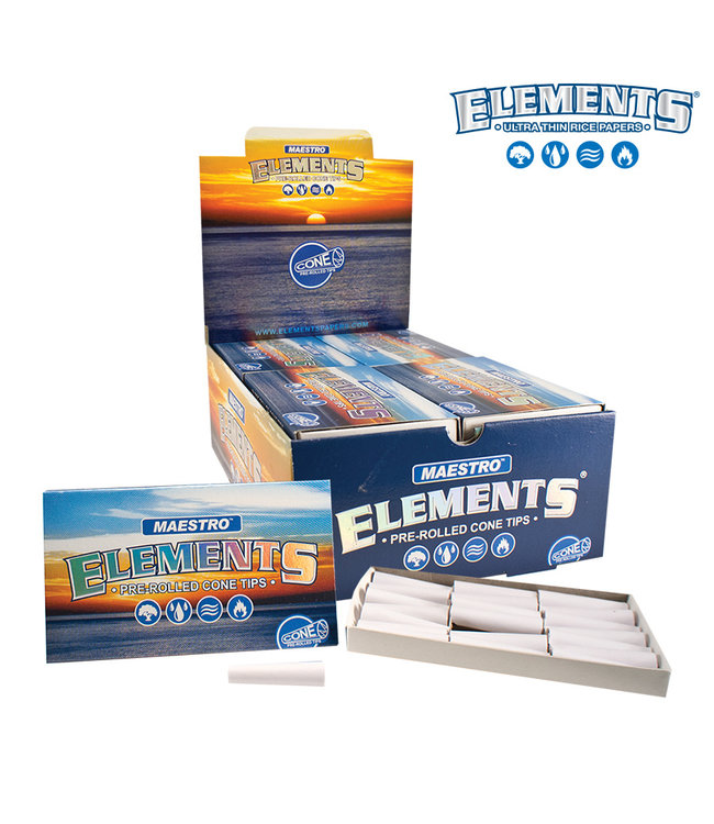 Elements Elements Maestro Pre-Rolled Cone Tips