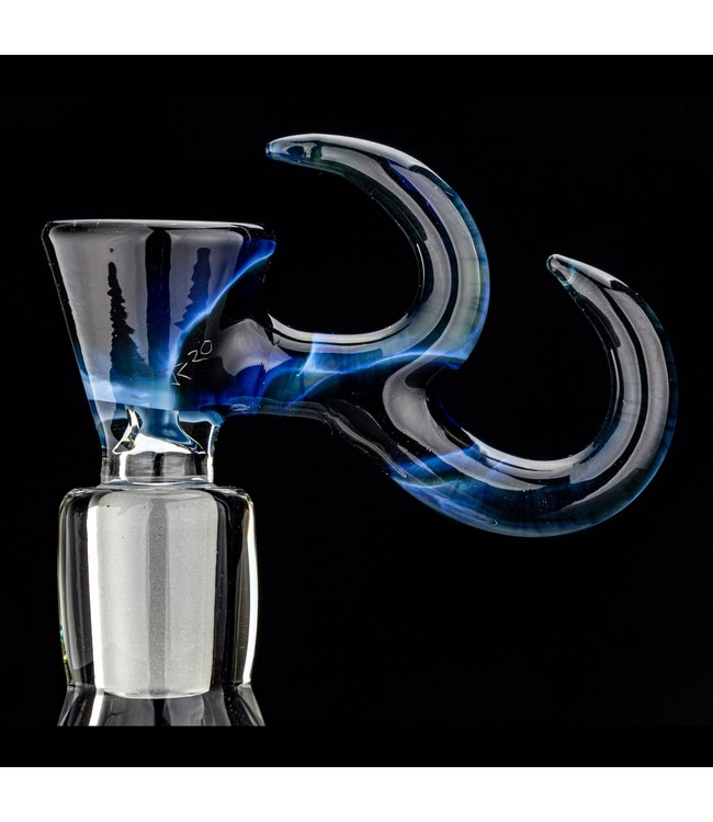 Gump Glass Gump Glass 14mm Double Horn Bowl [GU29]