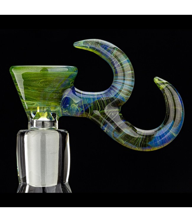 Gump Glass Gump Glass 14mm Double Horn Bowl [GU30]