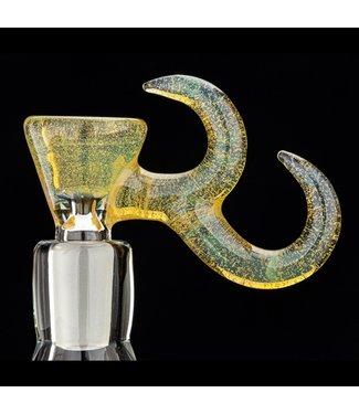 Gump Glass Gump Glass 14mm Double Horn Bowl [GU34]