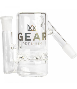 GEAR Premium GEAR Premium 14mm 45° Turbine Perc Ash Catcher