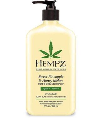 Hempz Hempz Herbal Moisturizer - Sweet Pineapple & Honey Melon (17oz)