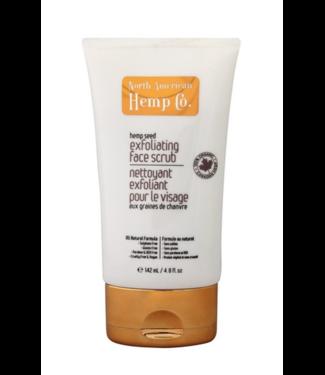 North American Hemp Co. N.A.H.C. Exfoliating Face Scrub (142ml)