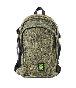 "Dime Bags 18"" Urban Hemp Backpack - Timber"