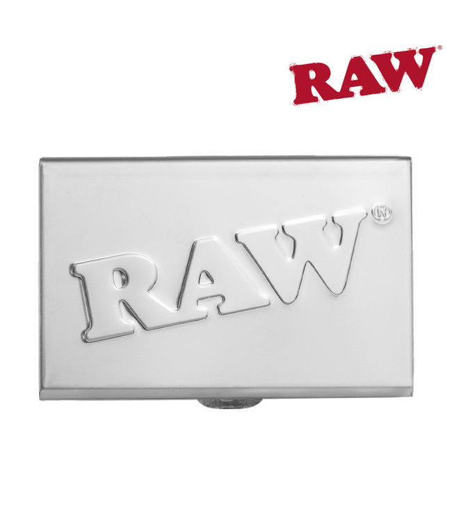 RAW RAW Stainless Steel Paper Case 300's