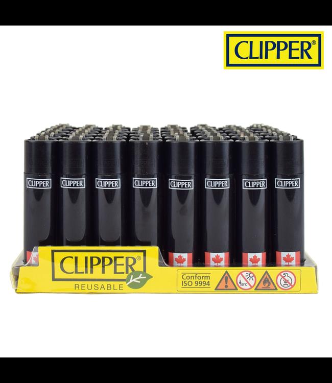 Clipper Clipper Canada Flag Refillable Lighter