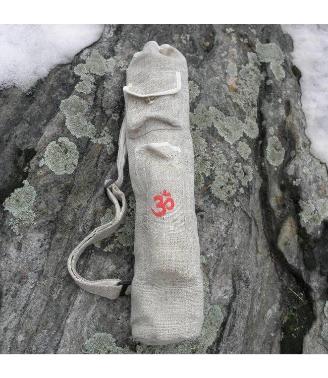 Hemp Yoga Mat Bag, Fair Trade