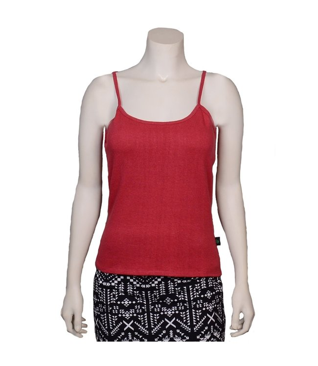 Eco-Essentials Women's Hemp Strap Tank Oatmeal