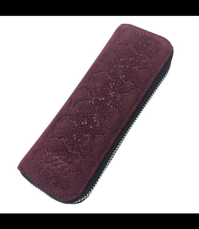 Erbanna Erbanna Vape Pen Case - Penny - Burgundy