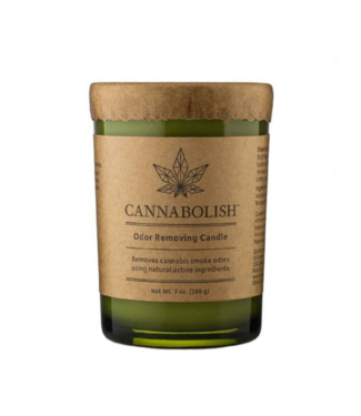 Cannabolish Cannabolish Odour Removing Candle 7oz