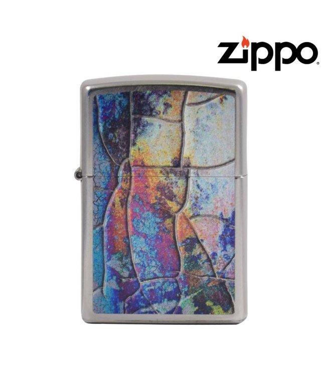 Zippo Lighter Street Rust Patina