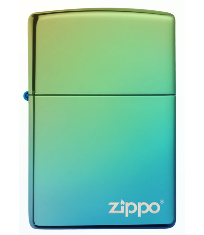 Zippo Zippo Lighter High Polish Teal
