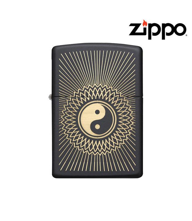 Zippo Lighter Yin Yang