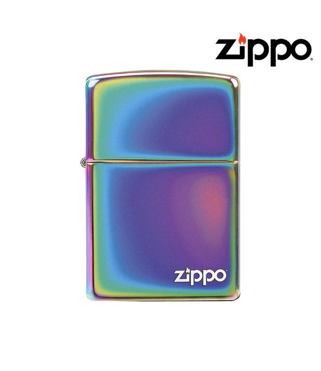 Zippo Lighter Spectrum  w/ Logo