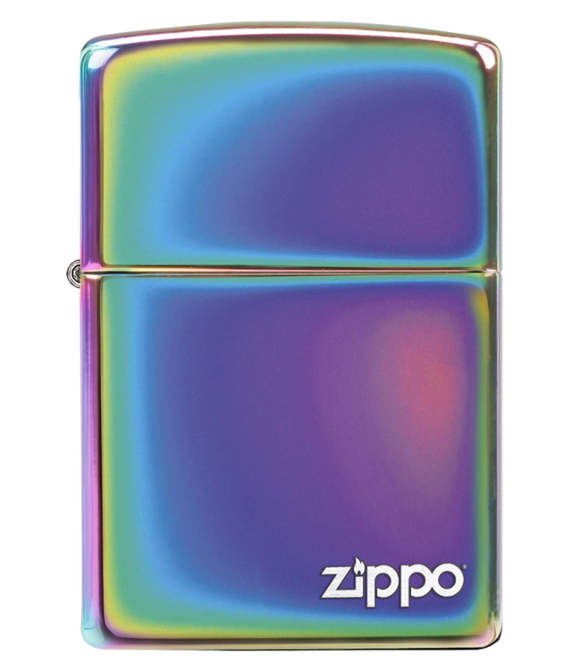 Zippo Zippo Lighter Spectrum w/ Logo