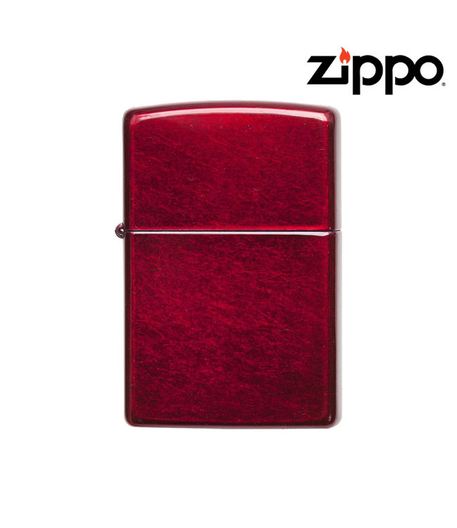Zippo Lighter Candy Apple Red