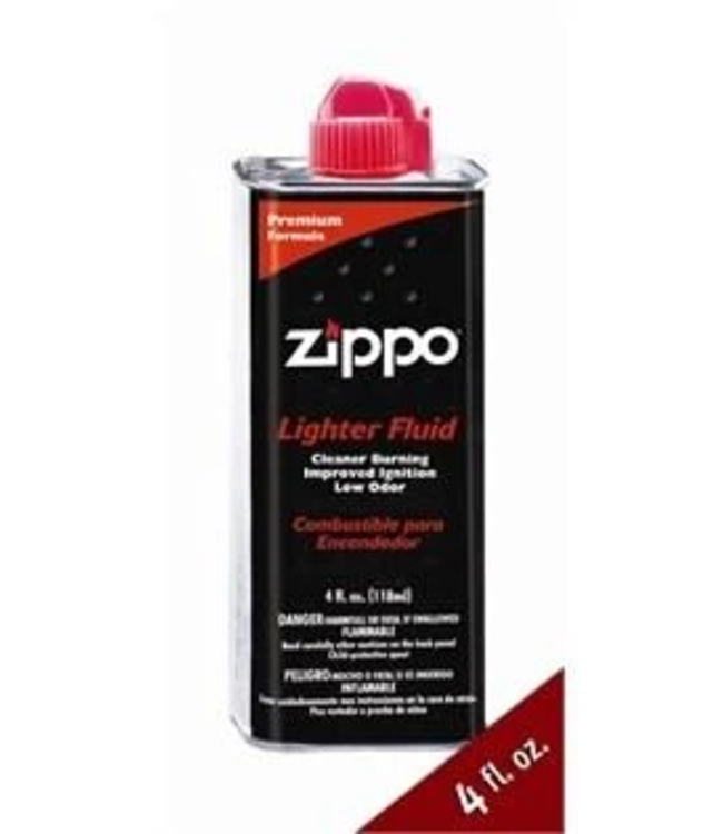 Zippo Lighter Fluid, 4oz