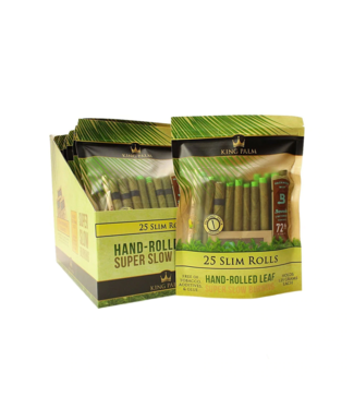 King Palm King Palm Slim Pre-Roll Pouch 25-Pack
