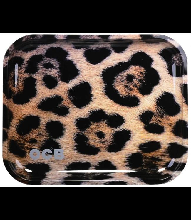 "OCB OCB 14"" x 12"" Large Metal Rolling Tray - Jaguar Ltd Edition"