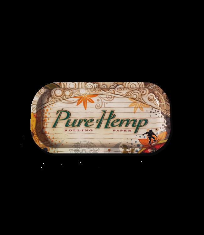"Pure Hemp Rolling Tray 8"" x 4"" - Mini"