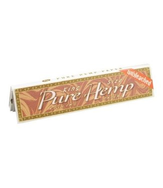 Pure Hemp Pure Hemp Unbleached, King Size Slim