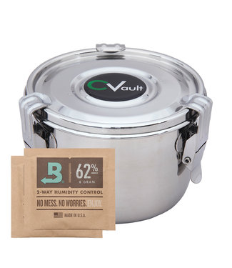 "CVault w/ 8g Boveda  4.75"" x 3.33"" Large"