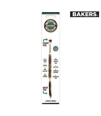 Bakers Bakers Tools Scrape-n-Brush