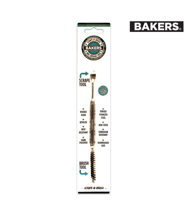 Bakers Bakers Tools Scrape-n-Brush