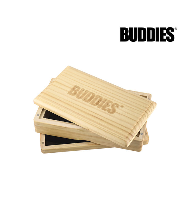 Buddies Buddies Sifter Box Pine Medium