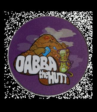 """DabPadz DabPadz 5"""" Round Dabba the Hut Fabric Top 1/4"""" Thick"""