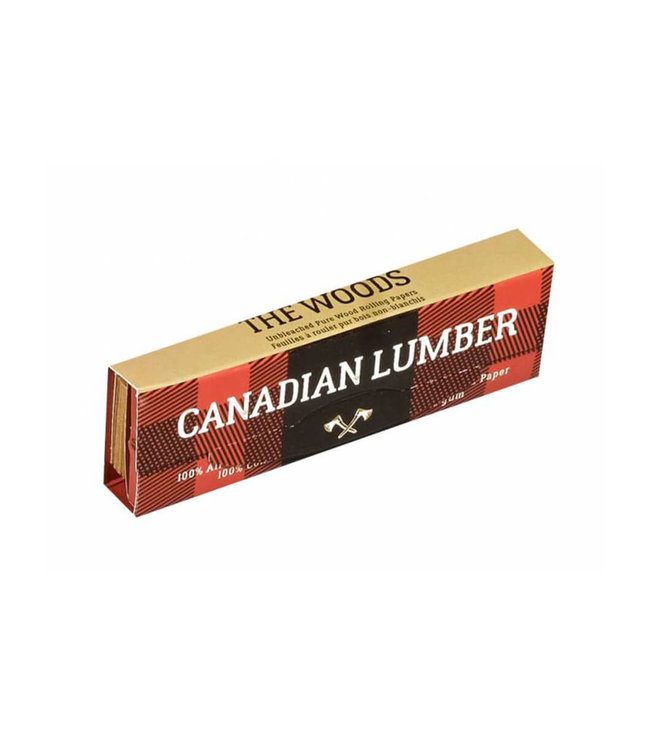 Canadian Lumber Canadian Lumber The Woods Papers, 1 1/4 w Tips