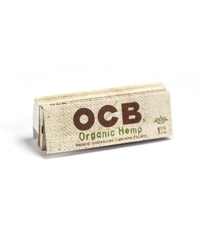 OCB OCB Organic Hemp 1 1/4 w/Filters
