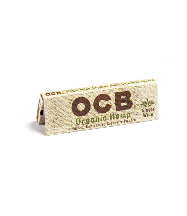 OCB OCB Organic Hemp Regular Single Wide