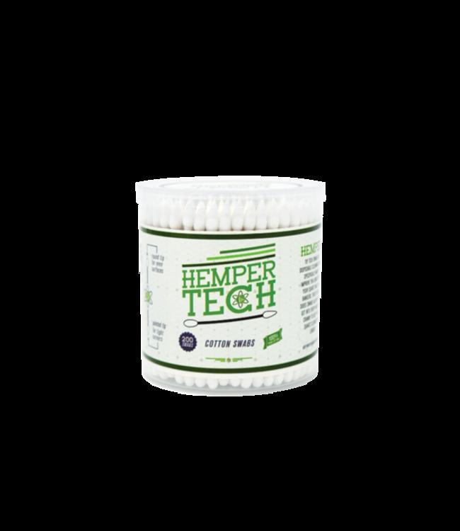 Hemper Tech Wooden Cotton Buds / Dab Swabs 200-pack