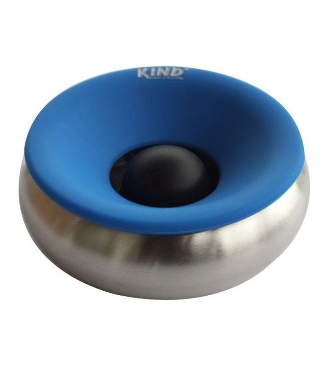 """Kind Ash Cache Party Size - 6"""" Blue"""