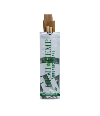 High Hemp High Hemp Organic Wraps - Regular