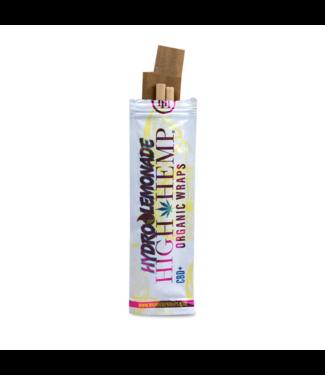 High Hemp High Hemp Organic Wraps - Hydro Lemonade