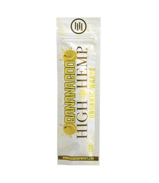 High Hemp High Hemp Organic Wraps - Bananagoo