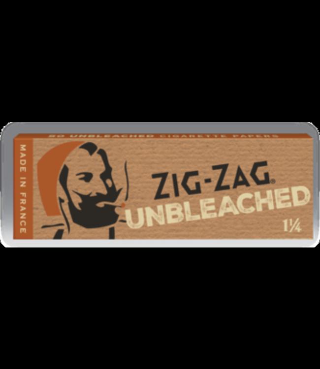 Zig Zag Zig Zag Unbleached 1 1/4