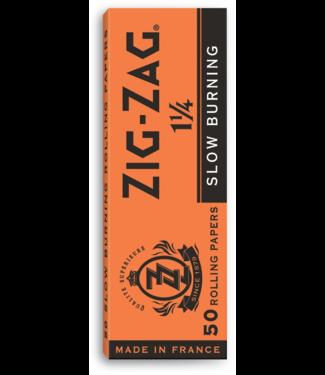 Zig Zag Zig Zag Orange Slow Burn 1 1/4