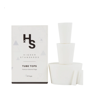 Higher Standards Higher Standards Tube Tops Silicone Stoppers