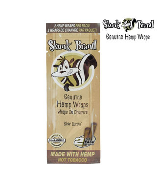 Skunk Skunk Genuine Hemp Wraps (2-pack)