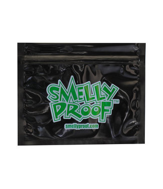 """Smelly Proof Smelly Proof Black - Small 6"""" x 4"""""""