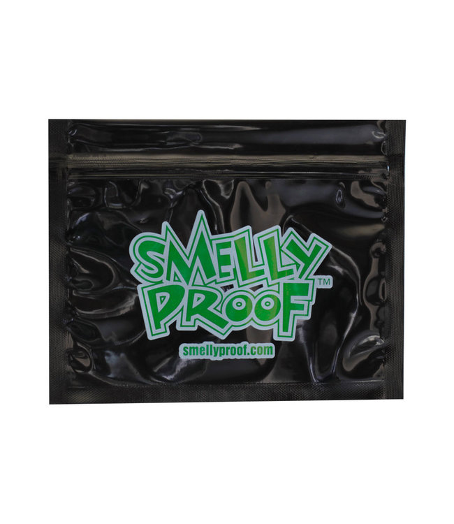 "Smelly Proof Smelly Proof Black - Small 6"" x 4"""